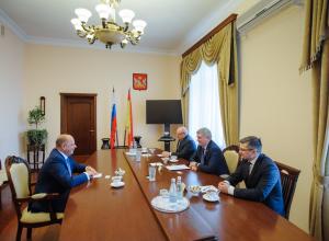 В Воронеже появится филиал консульства Италии
