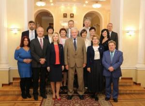 Воронеж посетила делегация педагогов из Чехии