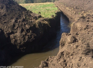 Воронежские следователи просят помощи в поиске виновных в осушении озера Круглое
