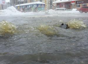 Количество аварий на водопроводных сетях в Воронеже за год выросло в 1,5 раза