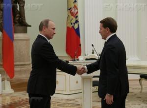 Владимир Путин залетит в Воронеж к Гордееву перед посещением Липецка