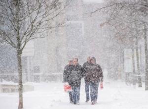Воронеж накроет снегом, а после зальет дождем