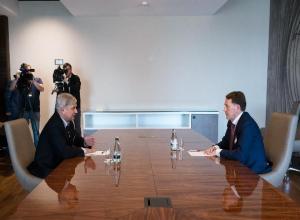 Экс-губернатор Гордеев напомнил Гусеву о важности федеральных программ