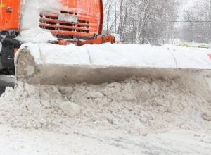 В центре Воронежа на выходных запретят парковку из-за уборки снега