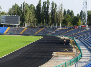 Реконструкция воронежского стадиона «Чайка» идет по завышенной смете