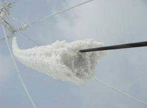 В Воронежской области в семи районах непогода нарушила электроснабжение