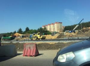 Мэр Воронежа поставил дорожникам дедлайн на развязке Антонова-Овсеенко – 9 Января
