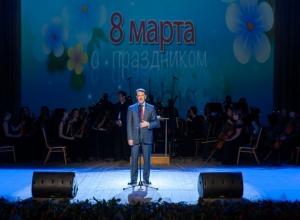 Воронежский губернатор процитировал Сергея Шнурова в поздравлении к 8 Марта