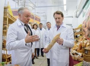 Воронежский губернатор отметил недопустимость повышения цен на хлеб