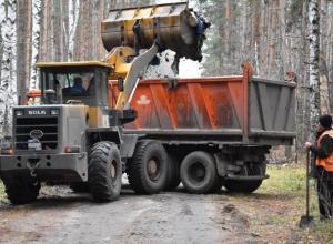 Железнодорожный район Воронежа начали спасать от свалок