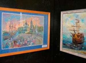 Воронежцы могут увидеть картины, обеспечившие городу место в Книге рекордов России