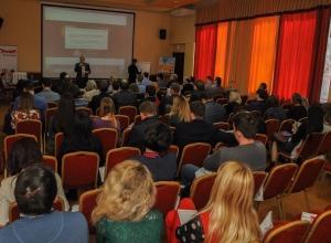 Бизнес-форум по антикризисным технологиям стартовал в пятницу в Воронеже