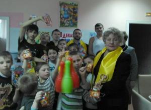 День борьбы со СПИДом в Воронеже: представители «Справедливой России» посетили социальный приют