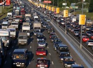 Воронеж обогнал Москву по количеству автомобилей на душу населения