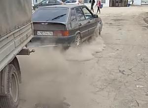 Воронежские пацаны на ВАЗе отличились в Тульской области