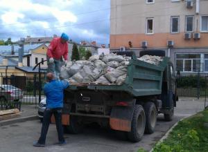 Тарифы на вывоз мусора в Воронежской области взлетели почти вдвое