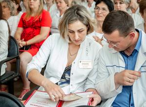 Воронежцы сформировали рейтинг врачей региона