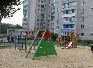 Общественники выявили крупный обман с детскими площадками в Воронеже