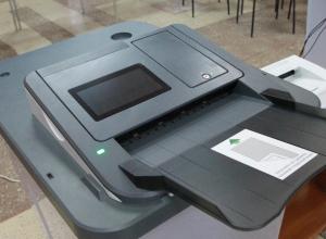 В Воронеже две «смарт-урны» для голосования дали сбой