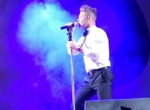 Митя Фомин на концерте в Воронеже пел матерные песни