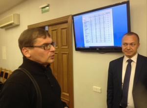 С конкурса на пост мэра Воронежа сняли одного кандидата