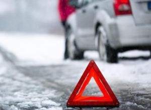 В Воронеже в столкновении «Пазика» и Hyundai пострадала женщина