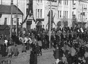 Воронежцам напомнили, когда в их город приходили войска из Украины