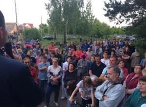 Бывшие соседи Гордеева просят Гусева защитить лес