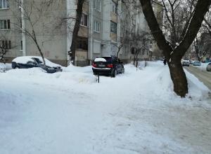 Московский мажор на BMW разъярил воронежцев парковкой