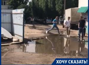 Воронежцы просят мэра Кстенина прекратить их мучения