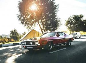 Культовый Ford Mustang из Воронежа восхитил соцсети