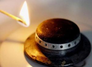 В селе Воронежской области прекратили подачу газа