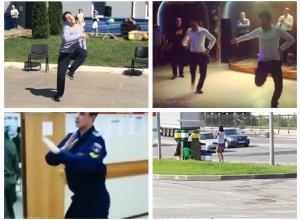 Топ-5 танцев в Воронеже: Безумные выходки на дороге и умопомрачительная лезгинка
