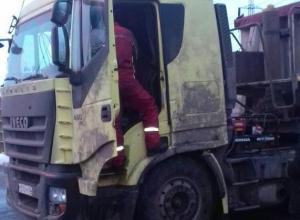 Воронежский дальнобойщик рассказал, как его спасли жители Санкт-Петербурга