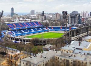 Встреча воронежского «Факела» со «СКА-Хабаровском» прошла без забитых мячей