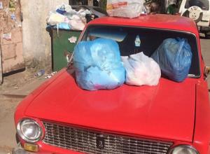 Какие неприятности с припаркованными автомобилями происходят в Воронеже чаще всего