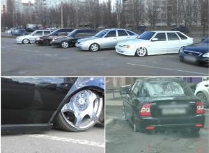 Лоурайдеры Воронежа: «Лучше ездить на заниженных авто, чем как быдло на внедорожниках!»