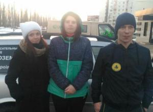 Воронежские волонтеры рассказали, как нашли пропавшую 18-летнюю девушку