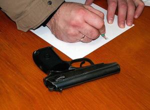 Воронежский пенсионер может отправиться за решетку за самодельный пистолет