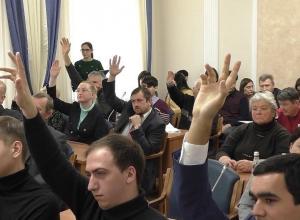 Воронежцы отказались мириться с отменой прямых выборов мэра