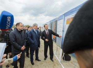 В рамках концепции реновации Воронежского водохранилища преобразится Петровская набережная