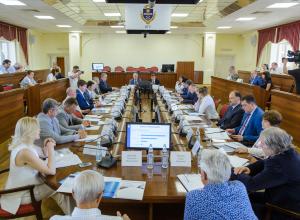 Александр Гусев посчитал, что будет полезен Воронежскому госуниверситету