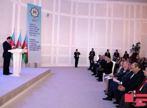 «Воронежские девчата» покорили азербайджанскую Гянджу