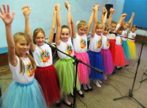 «Краски» и «Карамельки» первыми в регионе заявились на детский фестиваль «Алмазные грани»