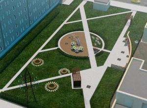 В центре Воронежа появится новый сквер имени Георгия Сухомлинова