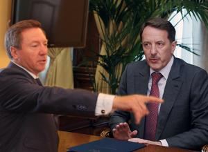 Пресс-служба Кремля перепутала Алексея Гордеева с липецким губернатором