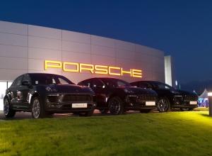 В Воронеже откроют автосалон Porsche с шоу-румом