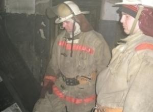 В Воронежской области пожарные эвакуировали пациентов из полыхающего тубдиспансера