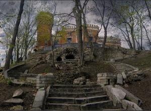 Замок Ольденбургских взялось апгрейдить «РСУ-55»