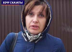 «Людей, не спрашивая, отправляют в Шилово!»- жительница Воронежа Евгения Жечева